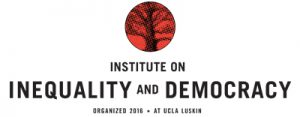 Institute on Inequality and Democracy