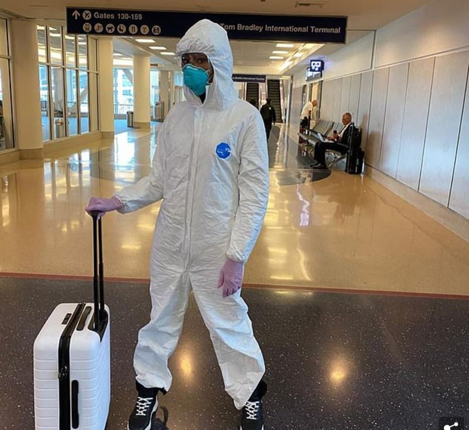 You are currently viewing Naomi Campbell's Hazmat Suit, A Do or Don't for Public Health?