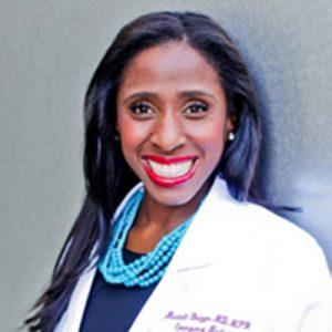 Medell Briggs-Malonson, MD, MPH, MSHS